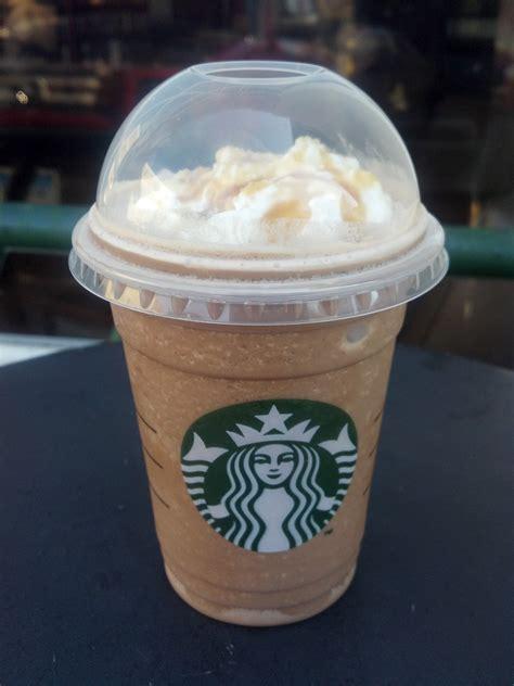 Thirsty Dudes :: Starbucks Frappuccino Salted Caramel Mocha