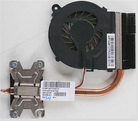 laptop cpu fan price hp pavilion g6 laptop heatsink with cpu fan