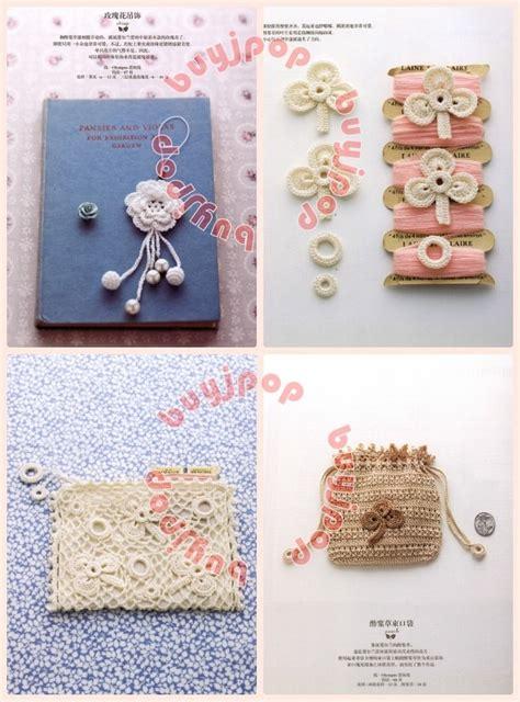 pattern language ebay chinese japanese craft pattern book irish crochet lace