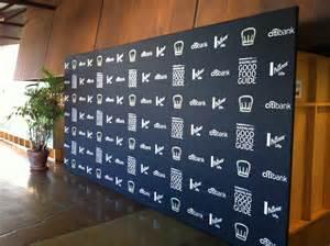 Carpet Media Wall Media Walls Carpet Hire Qld
