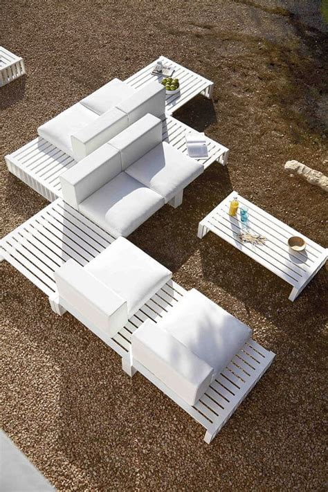 white modern outdoor furniture 30 white modern outdoor furniture ideas for your yard