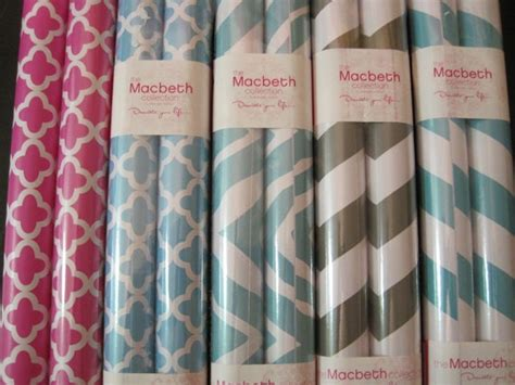 Martha Stewart Shelf Liner by Limited Edition Macbeth Selfadhesive Contact Paper By