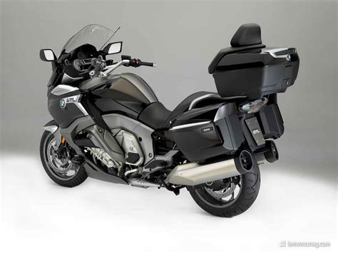 bmw bike 2017 bmw k1600gtl 2017 bmw motorcycle magazine