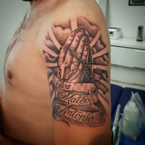 gift from god tattoo designs 65 images of praying tattoos way to god