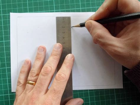 How To Make Paper Borders - how to make a beautiful papercut bespoke name design