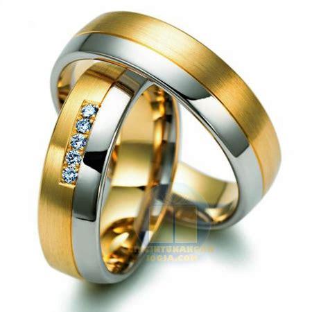 Cincin Kawin Elegan Emas 20 cincin tunangan jogja