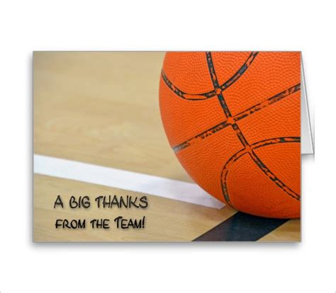 sports thank you card template sports thank you card 20 free printable psd eps
