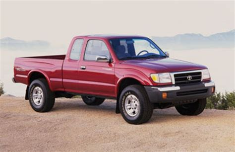 90s Toyota Tacoma by Ten Vehicles I D To Own The Motoring Enthusiast