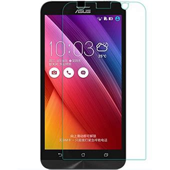 Tempered Glass Hyper Zenfone 2 Laser 5 Inch Free Wrap zilla 2 5d tempered glass curved edge 0 33mm for asus