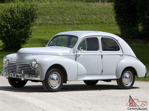 old peugeot for sale peugeot 203 car classics