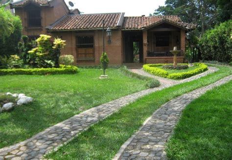 imagenes jardines de casas modelo de jardines para casas de co grandes en el