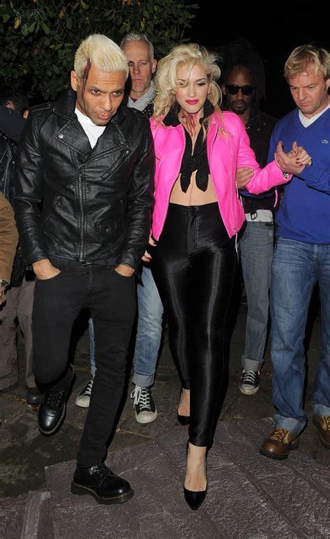 gwen stefani  tony kanal celebrity couples costumes