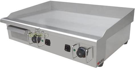 planchas de cocina plancha el 233 ctrica de cocina profesional malka l3740 gatoo