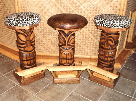 Tiki Hut Bar Stools Tiki Bar Outside Styles Of Tiki Bar Stools For Bars