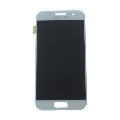 Samsung Touchscreen Blue lcd touch screen blue original for samsung galaxy a3