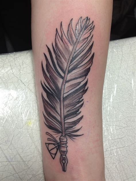 Feather Tattoo Geelong | 151 best harry potter tattoos images on pinterest tattoo