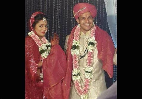Drashti dhami s marriage pics of cricketer