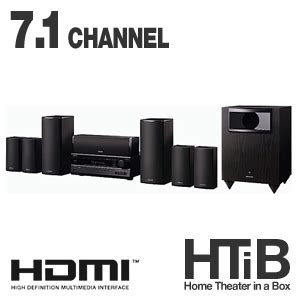 onkyo ht s5200 home theater system 7 1 channel 1080p
