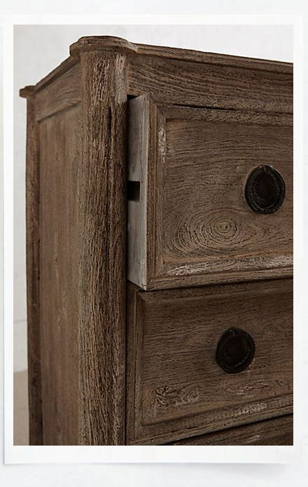 Washed Wood Dresser by House And Home Anthropologie
