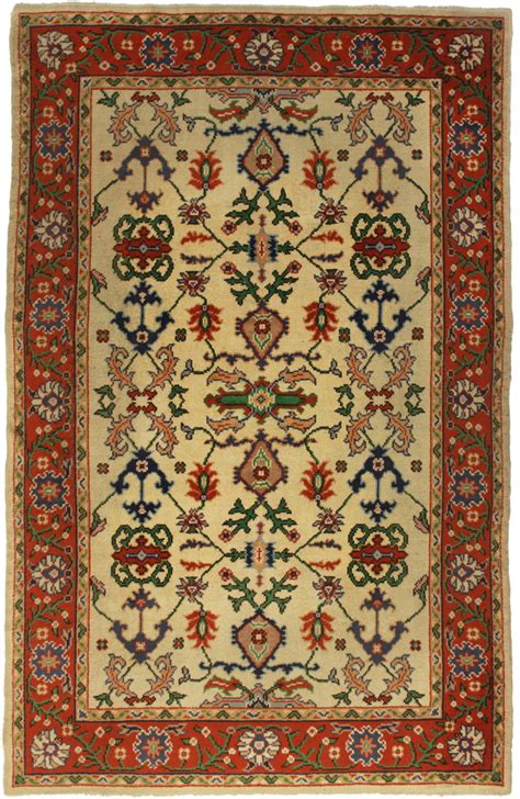 6 x 10 rugs 6 x 10 turkish oushak rug 10823 knotted wool