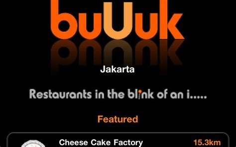 Finding Near You Finding A Restaurant Near You Indonesia Expat