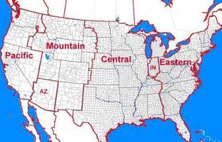 usa time zones map pictures to pin on pinsdaddy