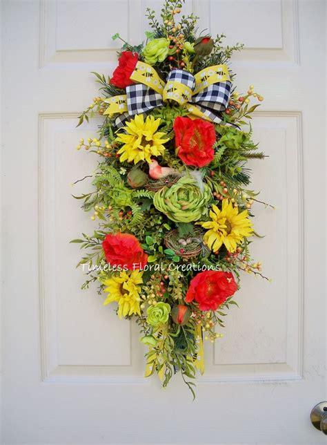 twig door swags forsythia door swag swags pinterest door 167 best natural swags images on pinterest christmas