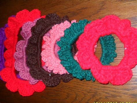 arts and craft for hair accessories arts and crafts crochet