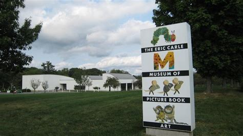 eric carle picture book museum the eric carle museum of picture book announces 10th