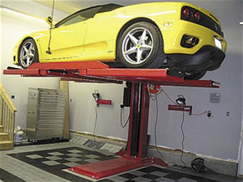 Autolift Garage by Ansi Certified American Made Car Lifts Industrial Focus