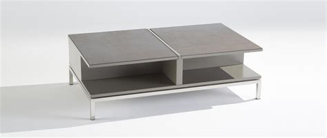 table basse arizona cuir center cuir center