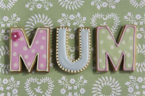 Thank you Mum  Juliet Stallwood Cakes & Biscuits