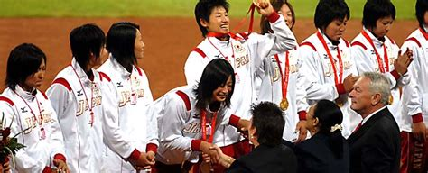 is or japanese softball in japan