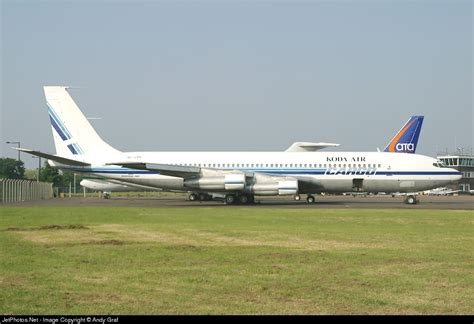 9l ldu boeing 707 373c koda air cargo andy graf jetphotos