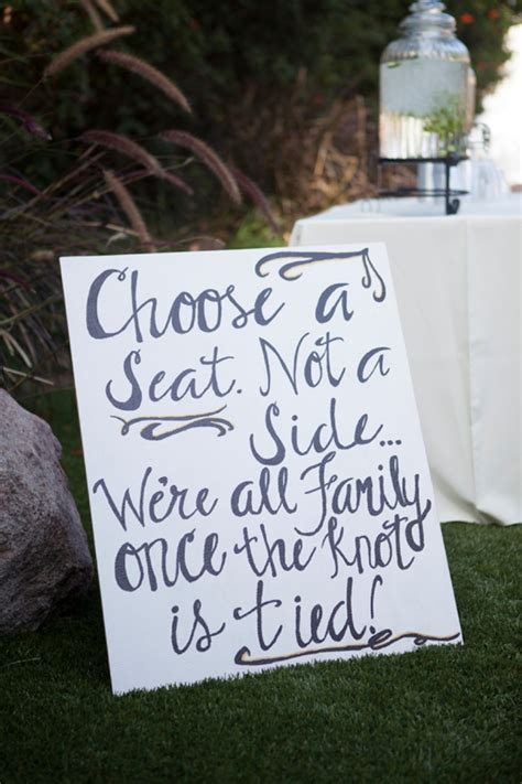 Wedding Quotes A Seat Not A Side by The Best 20 Wedding Aisle Signs