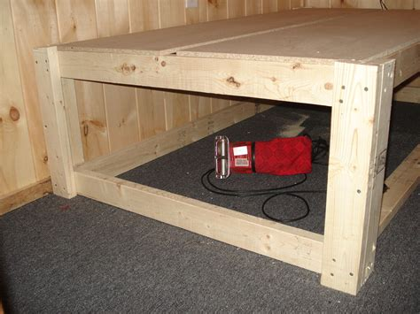 2x4 bed frame raised cabin bed frame with space the bed