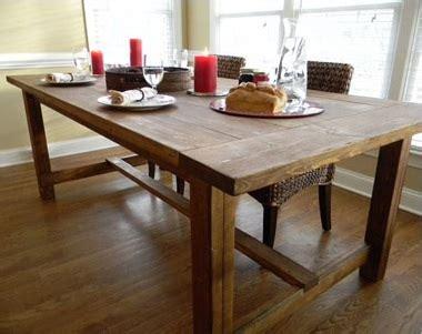 farm style bench diy farmhouse style dining table table