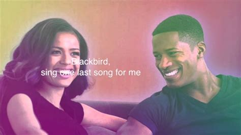 blackbird lyrics beyond the lights blackbird lyrics noni beyond the lights soundtrack