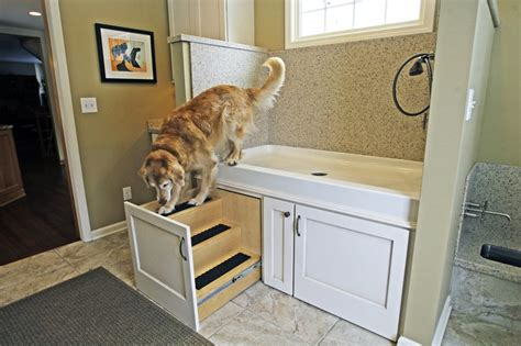 Mudroom Addition by A Mud Room Designed For Your Dog Porch Advice