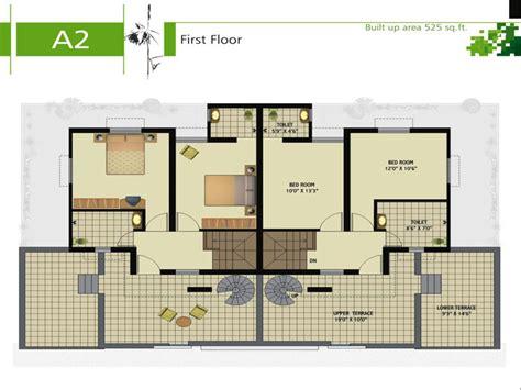 luxury duplex house plans luxury duplex in bharuch house plan for narayan shrusti