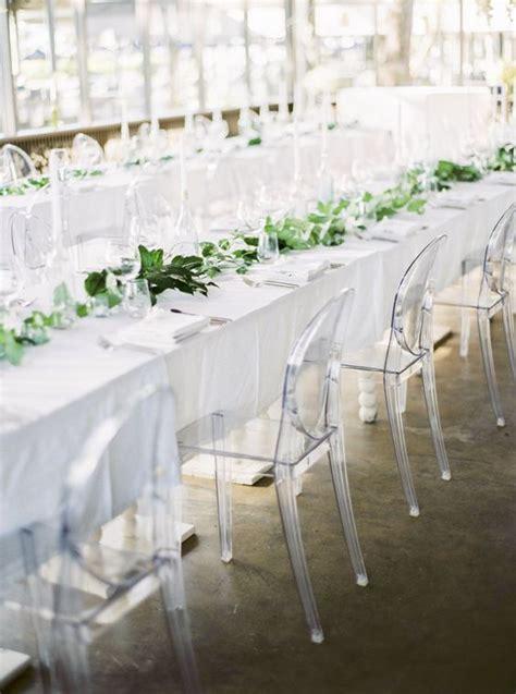 acrylic  lucite wedding decor ideas page