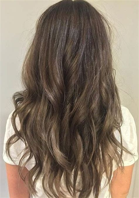 what colours does use for ash hair popular brown hair colors for 2017 new hair color ideas