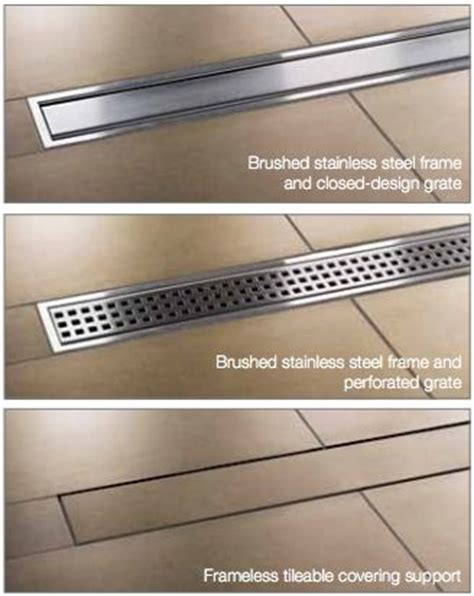 Open Bathtub Drain by 25 Best Ideas About Trench Drain On Trench