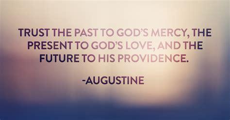 trust    gods mercy   present  gods love