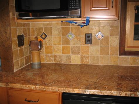 wallpaper for kitchen backsplash wallpaper backsplash idea for a kitchen interior