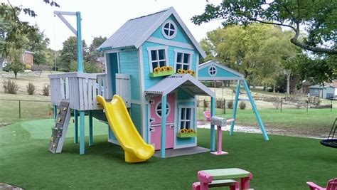 """Whimsical Outdoor Playhouses : """"playhouse for kids"""""""
