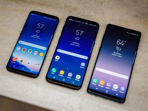 Samsung S8 Plus Vs Note 8 galaxy note 8 vs galaxy s8 s8 plus what s the difference cetusnews