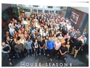 House Md Season 8 Cast House Md Cast Photo Season8 House M D Photo 30817431