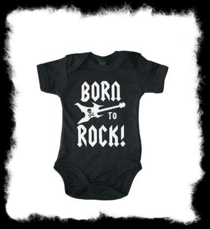 Born To Rock born to rock rock babygrow onesie therallyshack co uk