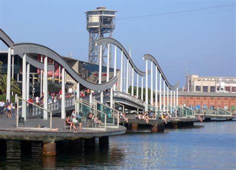 porto vecchio barcellona port vell il porto vecchio di barcellona viaggi fantastici